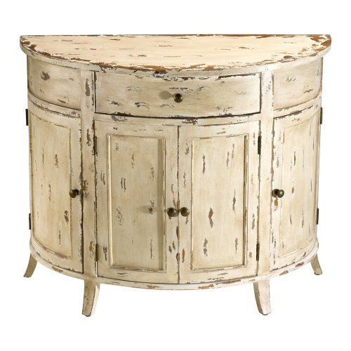 Cyan Design Gable Distressed Accent Chest In White Cyan Designs,http://www