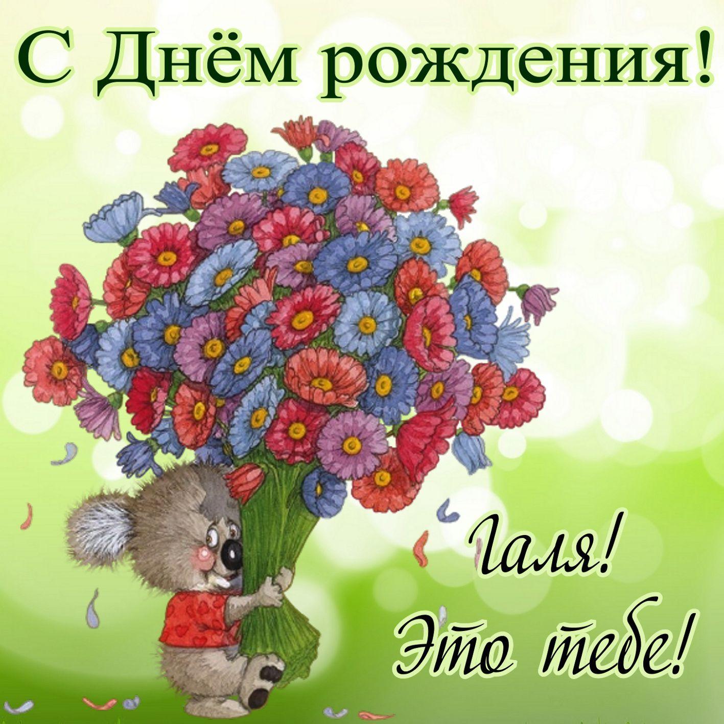 Kartinki Pozdravleniya S Dnem Rozhdeniya Galya 28 Foto S
