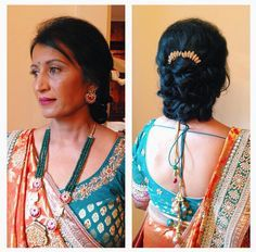 Image Result For Mother Of The Bride Hairstyles For Indian Wedding Mother Of The Bride Hair Indian Wedding Hairstyles Wedding Hairstyles Bride