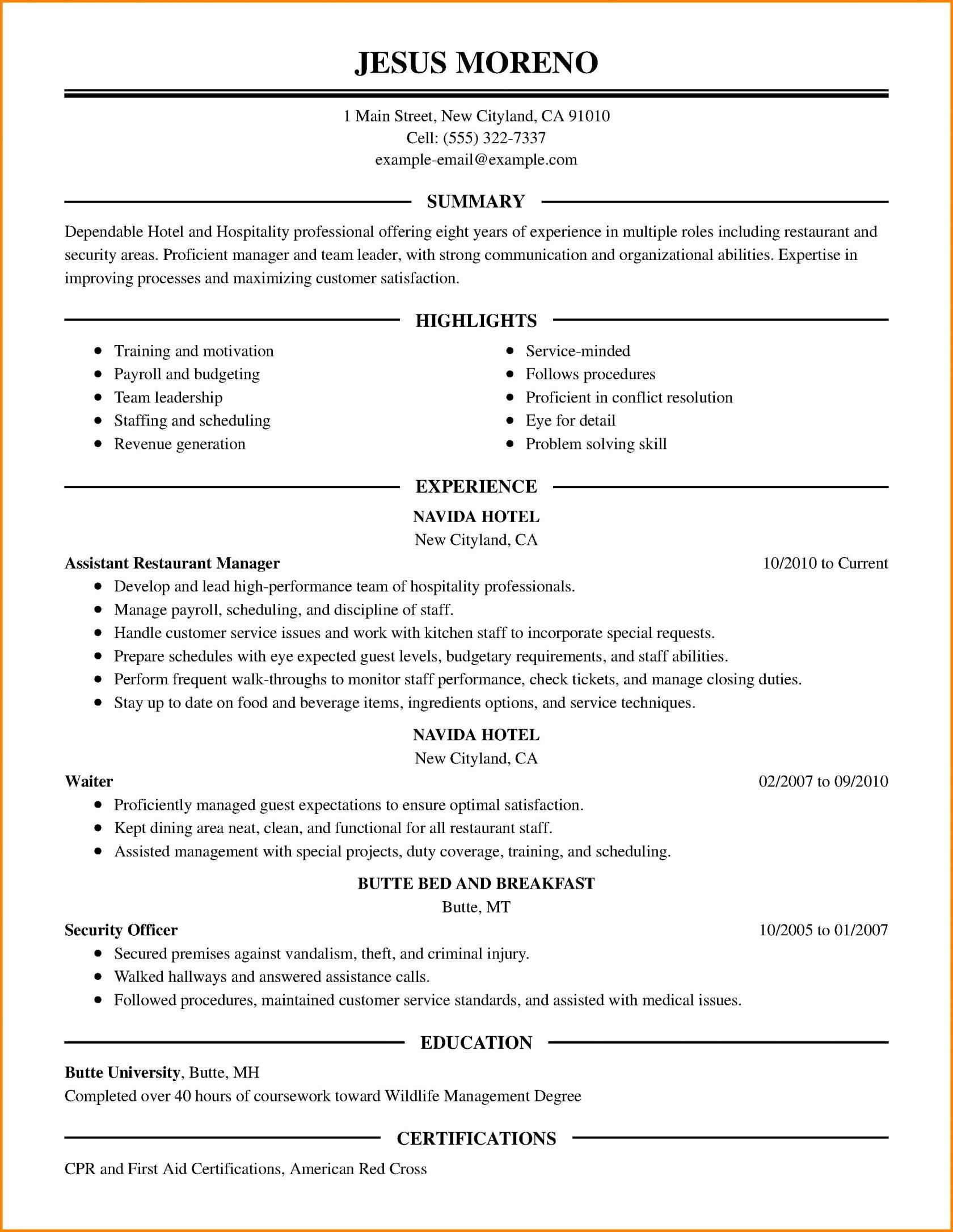 Resume Examples Over 40 , ResumeExamples Good resume