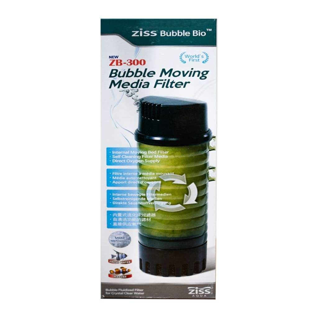 Ziss Bubble Bio Moving Bed Filter Bubbles Filters Bio