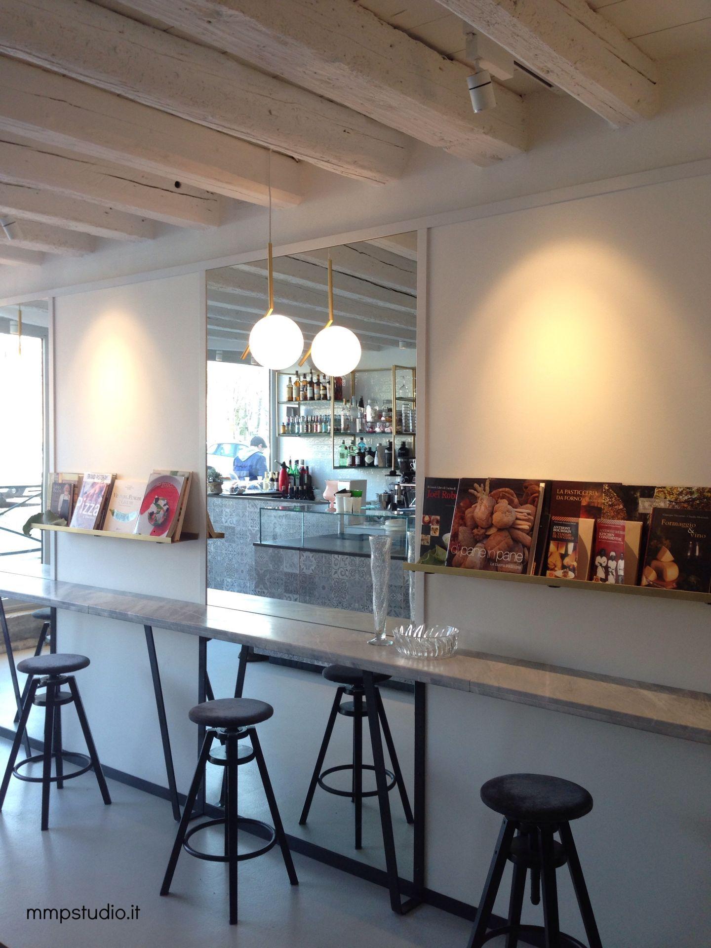 Bar Enoteca Vinoria Spazio Sanlorenzo21 Interior Design  # Muebles Battistin