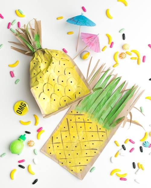There's a Party in my Pineapple | Little Gatherer