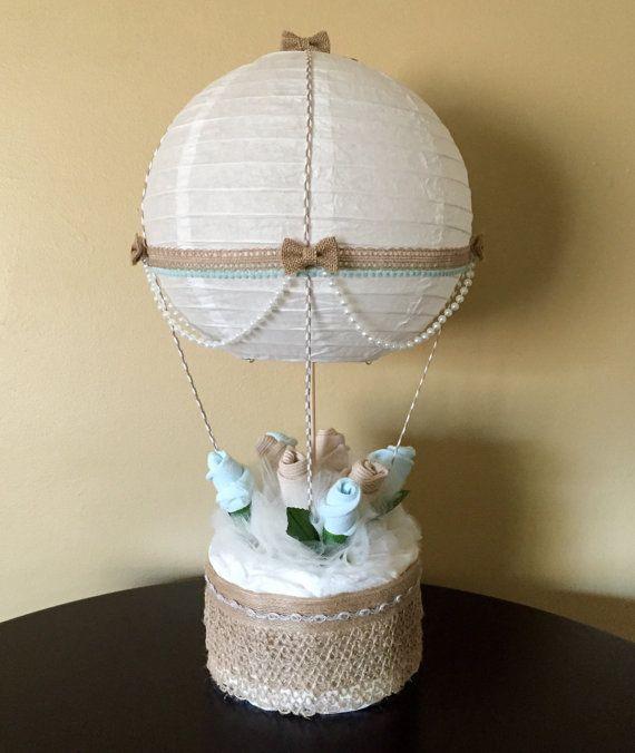 hnliche artikel wie hei luft ballon baby dusche. Black Bedroom Furniture Sets. Home Design Ideas