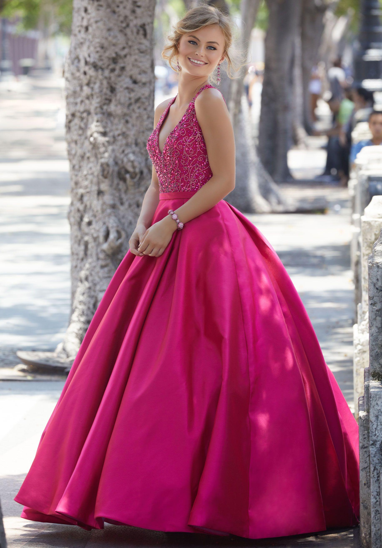 sleek prom dresses 2018