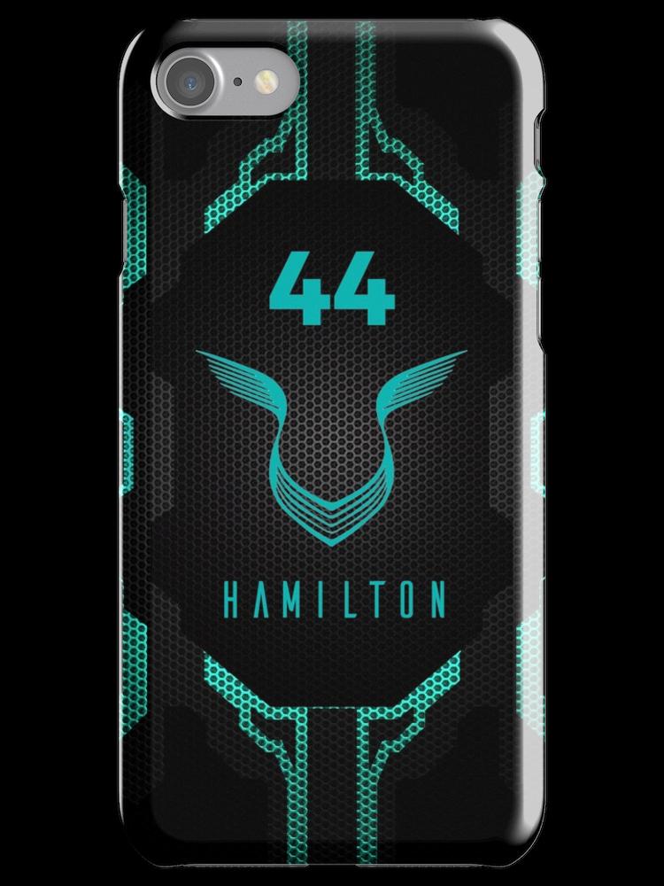 Lewis Hamilton 44 Case iPhone 7 Snap Case Iphone cases