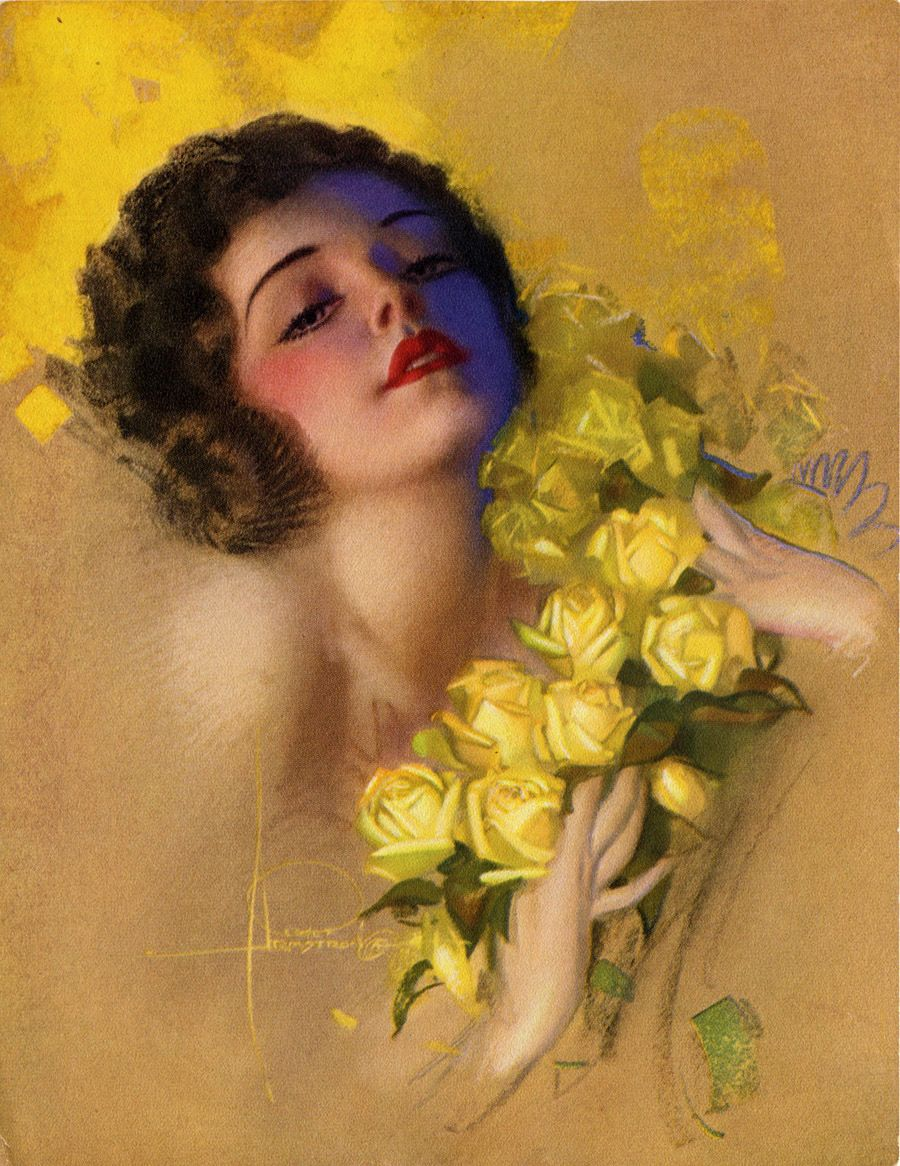 Rolf Armstrong 1935                                                                                                                                                      More                                                                                                                                                                                 More