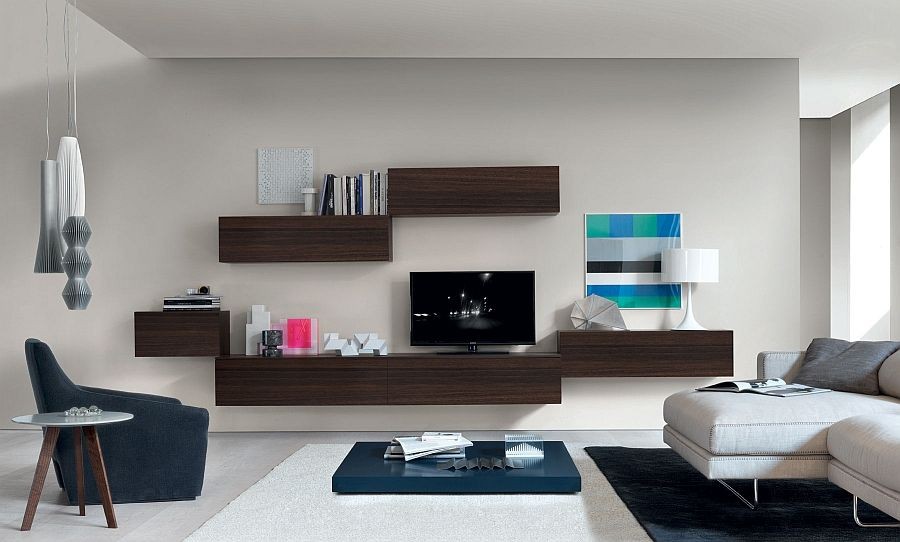 20 Most Amazing Living Room Wall Units, Living Room Wall Unit Ideas
