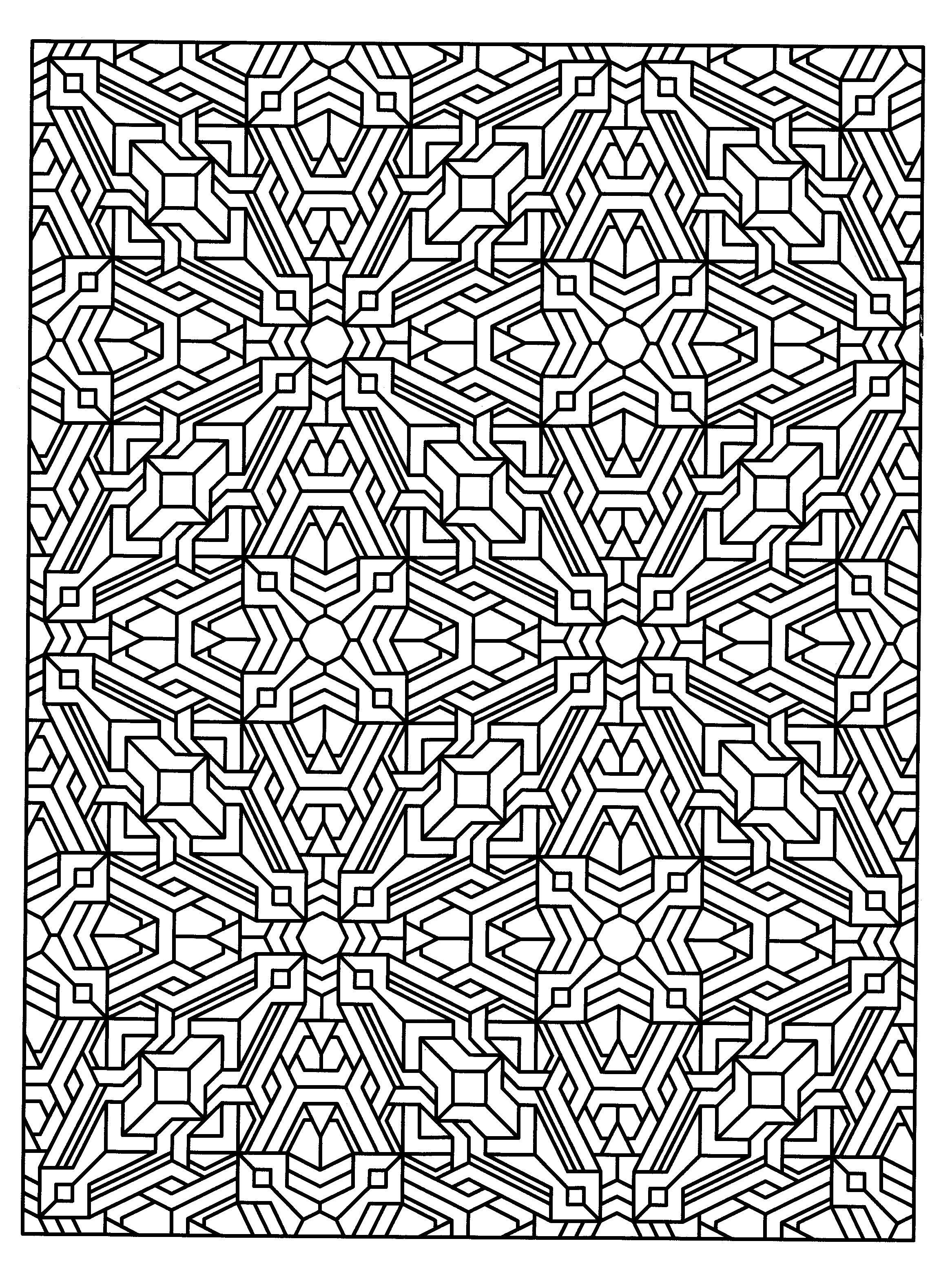 dover/ coloring pages for grownups Source: http://www ...