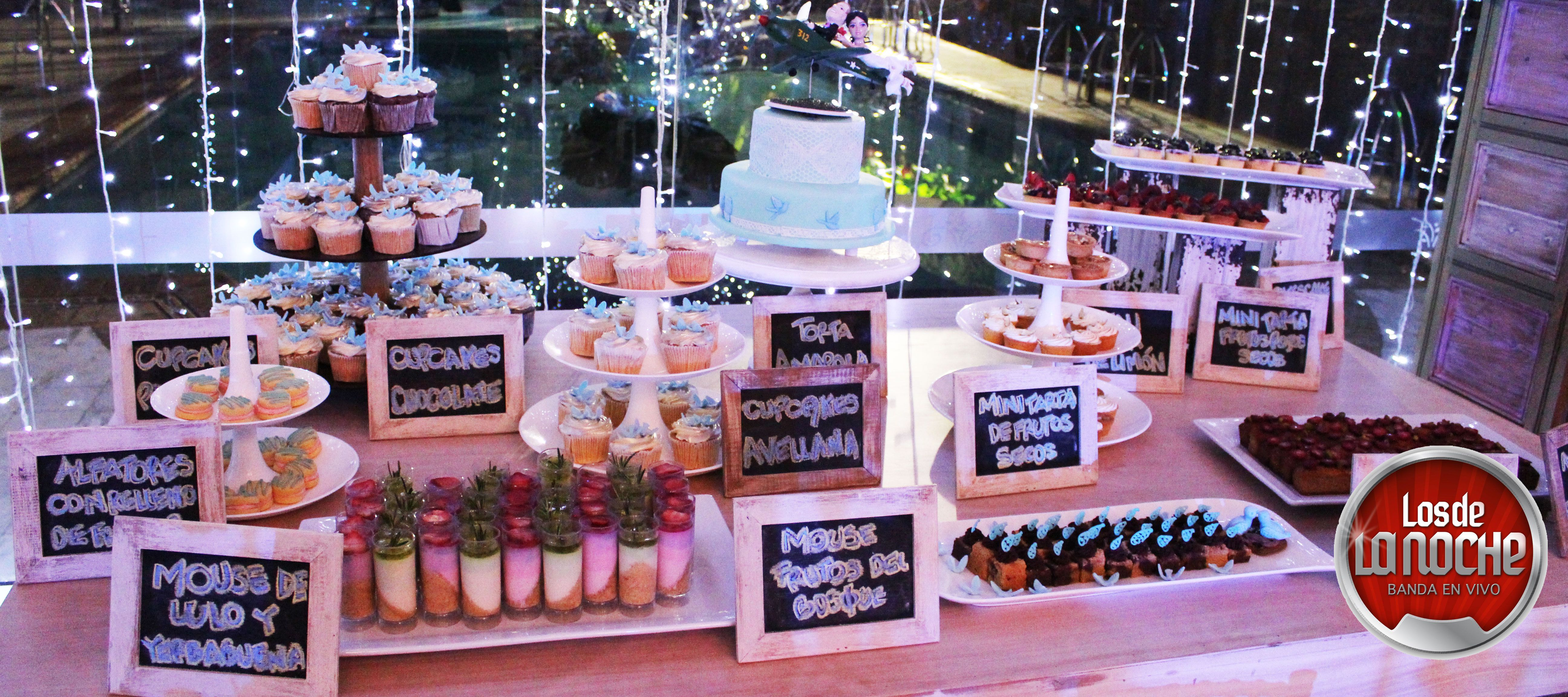 Ideas para bodas cakes mesa de dulces mesa de postres - Mesa de dulces para bodas ...