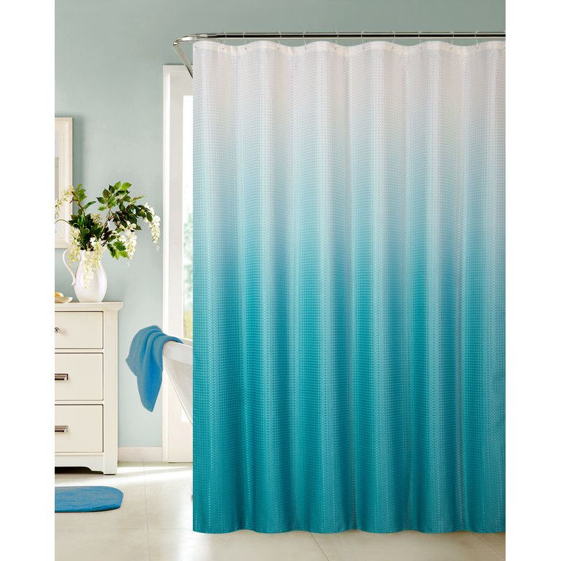 daniels bath spa shower curtain amp reviews wayfair angel gel ...