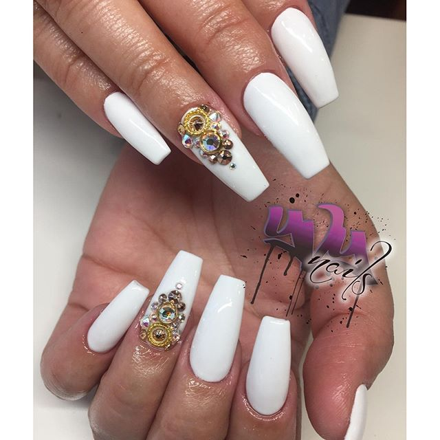 Pin by Ruby Perez on Nails | Pinterest | Hot nails