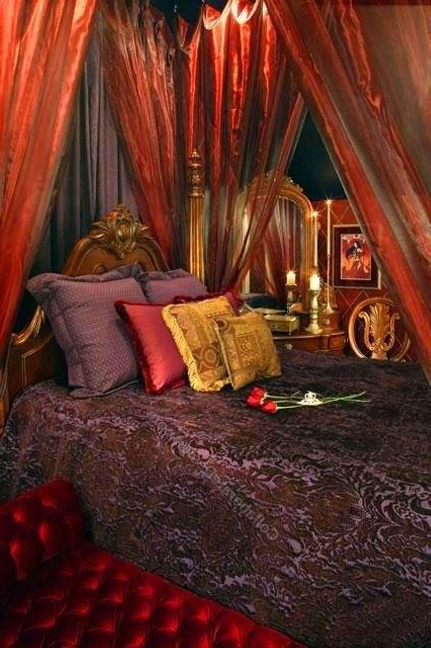 ゝ。Romantic Bedroom Decor.。[