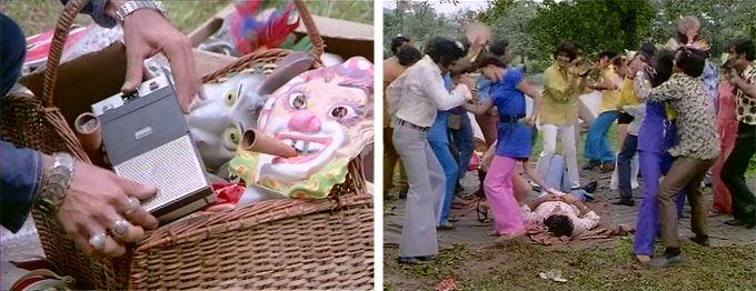 Desi girls picnic pics