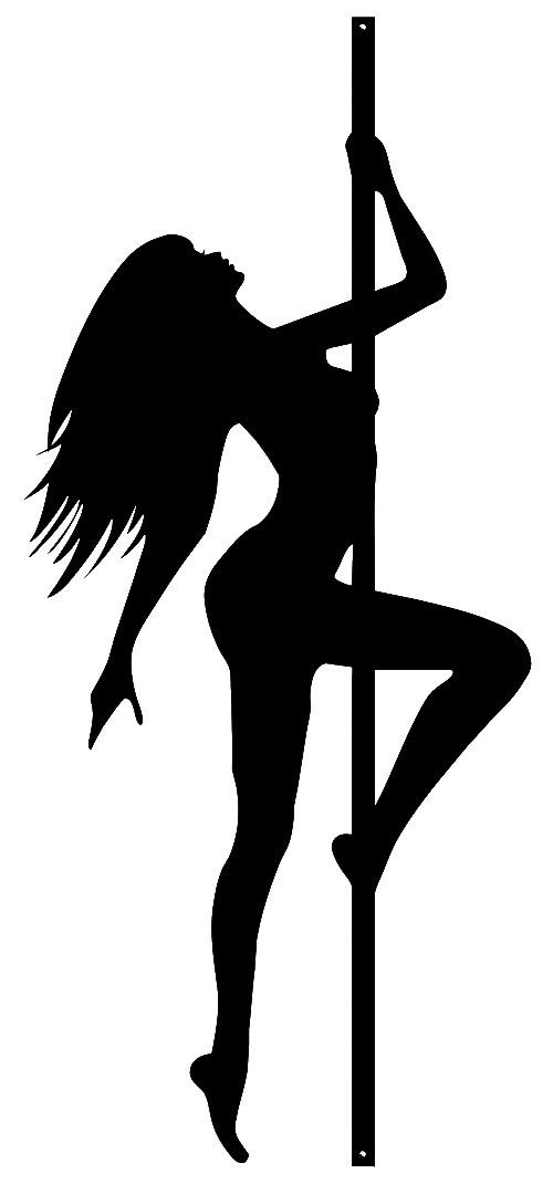 Stripper Pole Clipart