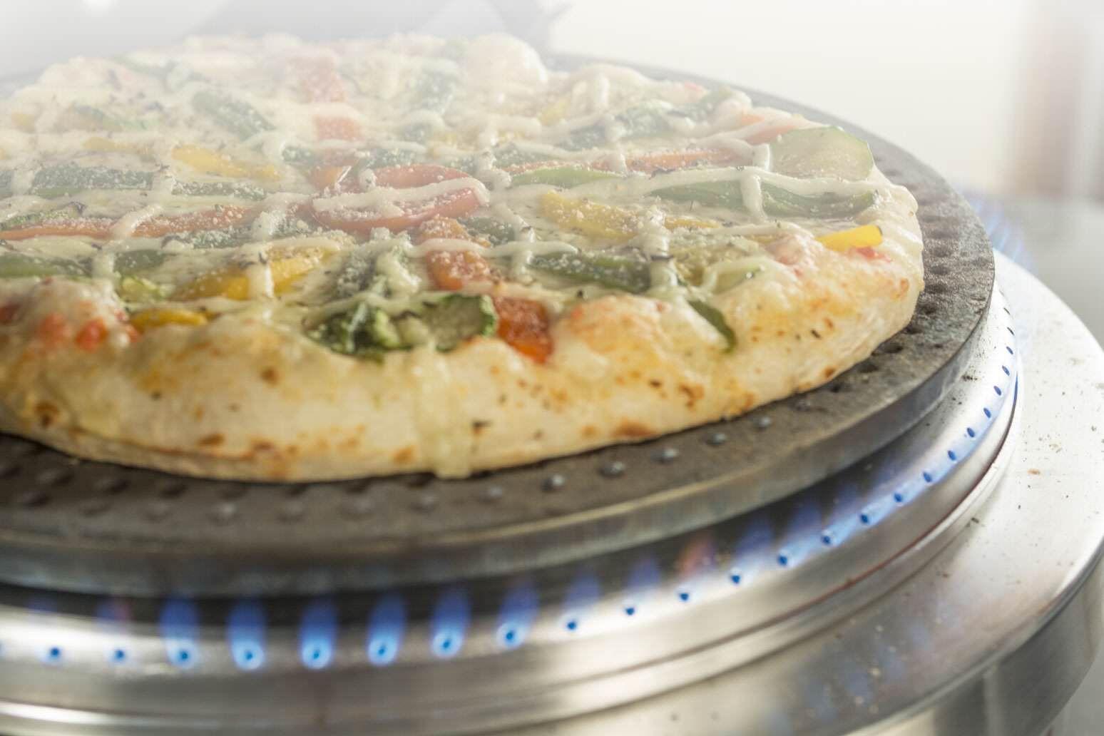Pizzajet - Fornos a gás Para Pizzas, Massas e Muito mais.