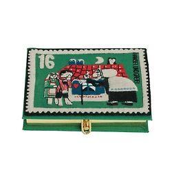 olympialetan:  Hansel und Gretel stamp-clutch by Olympia Le-Tan.