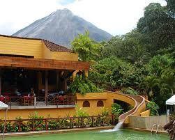 Questo Hotel sei bravo, buona cucia, e una vista fantastica di vulcano impressionante, senza parole. Costa Rica