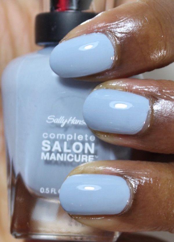 Sally Hansen Complete Salon Manicure In Full Blue M