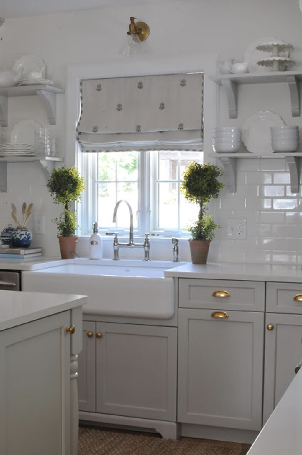 30 Cabinet Colors That Will Rejuvenate Your Kitchen Rugh Design New Kitchen Cabinets Grey Kitchen Cabinets Cottage Kitchens