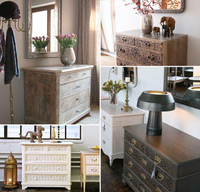 Alte Möbel neu gestaltet - Altrimenti | Haus deko ...