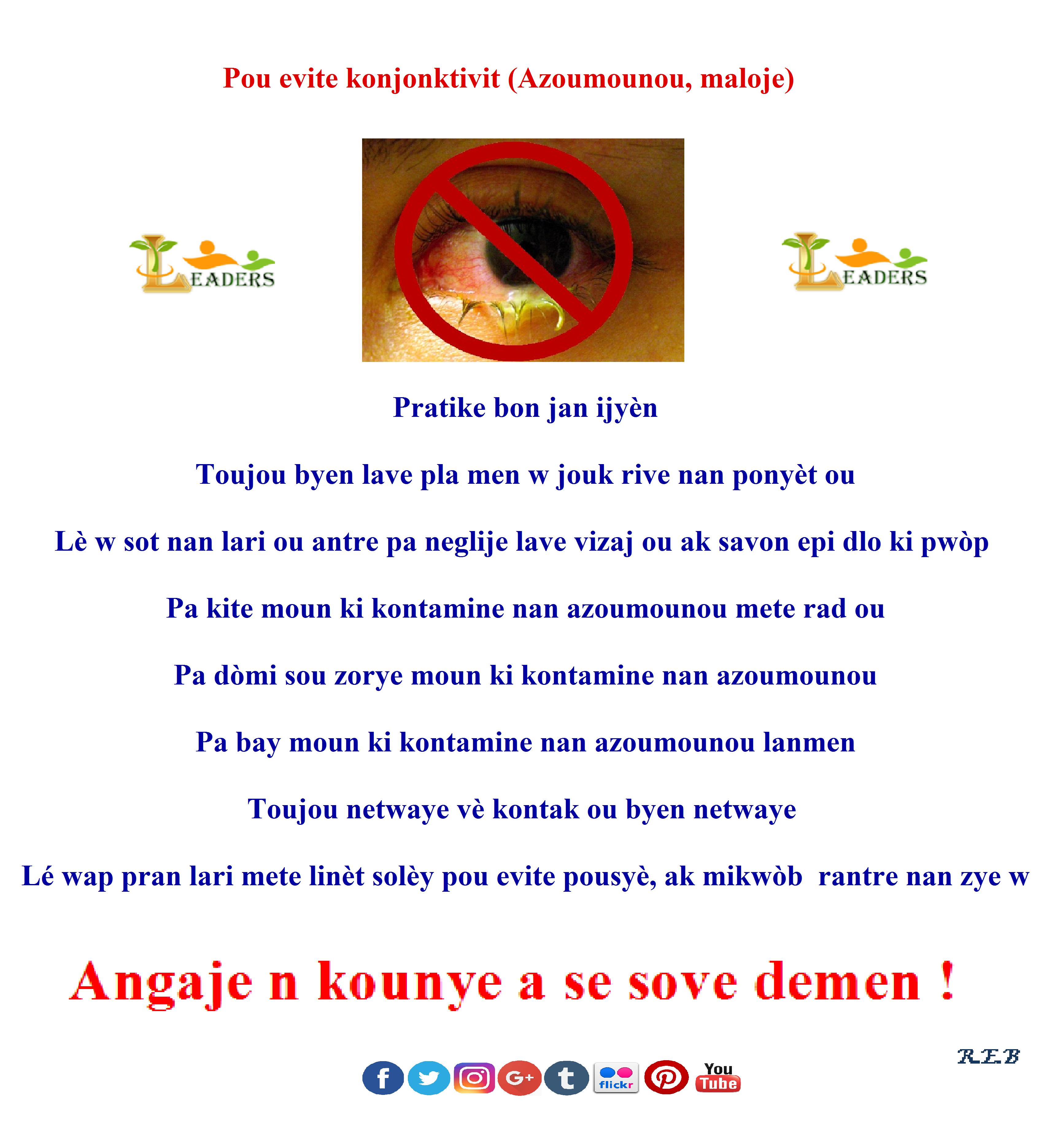 #mètkòkiveyekò #pratikbonlijyènseprevansyonkontmaladi #annkwapeazoumounou #Angajen_Kounye_a_se_sove_demen