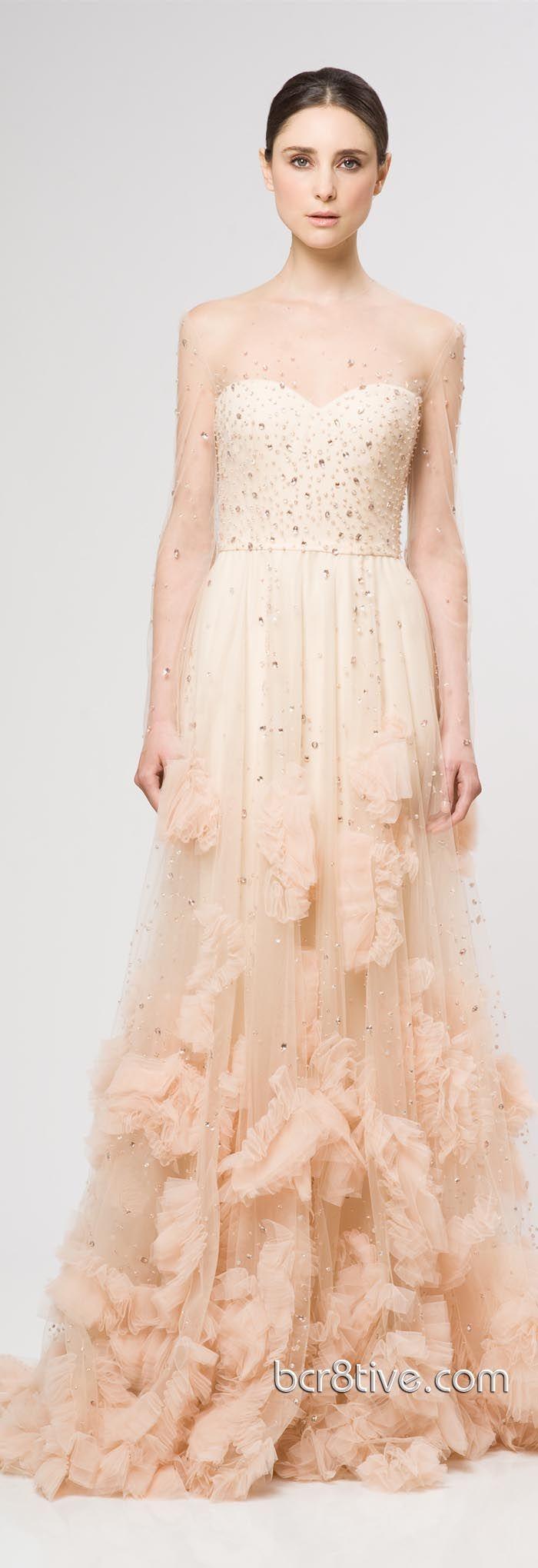 Reem Acra Ready To Wear Resort 2013 | Hochzeitskleider