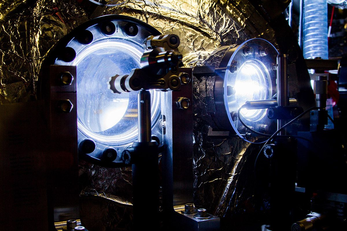 The Big Picture The World S Most Powerful X Ray Laser