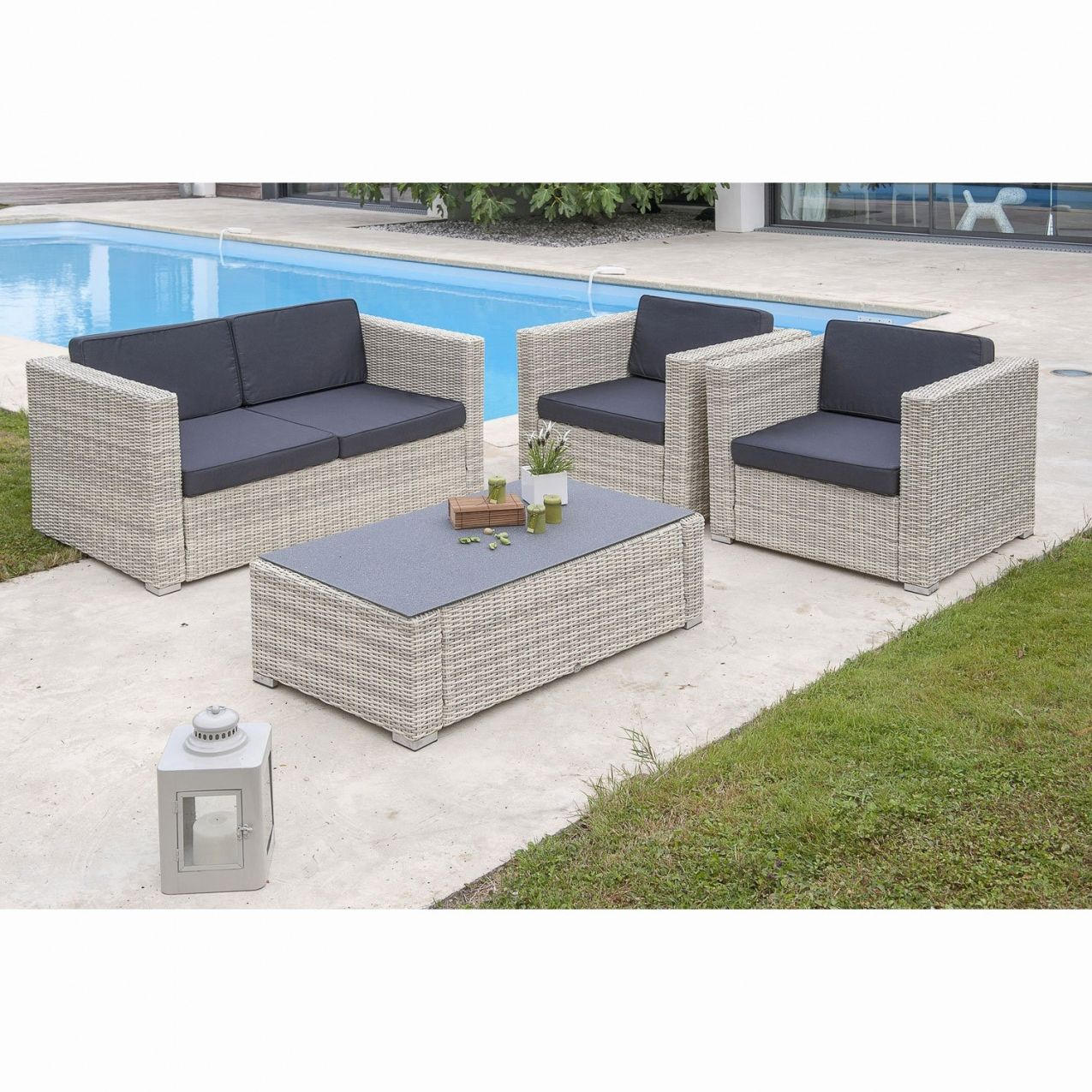 20 Salon De Jardin Vima 2019 Outdoor Furniture Sets Teak Patio