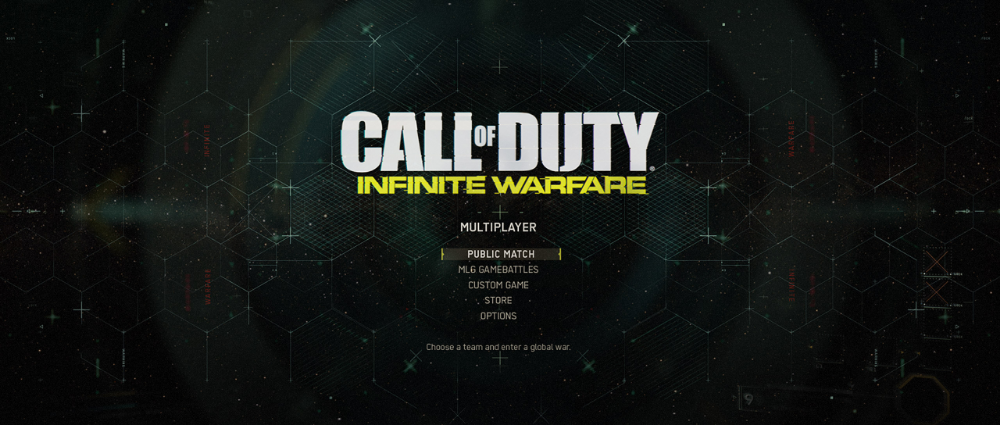 Call Of Duty Infinite Warfare Ash Thorp Infinite Warfare Call Of Duty Infinite Warfare