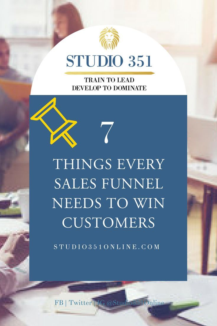 7 Things Every Sales Funnel Needs to Win Customers | #TheOilyAnalyst #LifestyleBlogger #AnimalAdvocate #StarWars #EssentialOils #SeekerofLaughter #BloggingAdvice #BloggingHelp #Budgeting #Debt #MakeMoney #PetCare #YoungLivingEssentialOils #YLEO #Funny #Comedy | theoilyanalyst.com