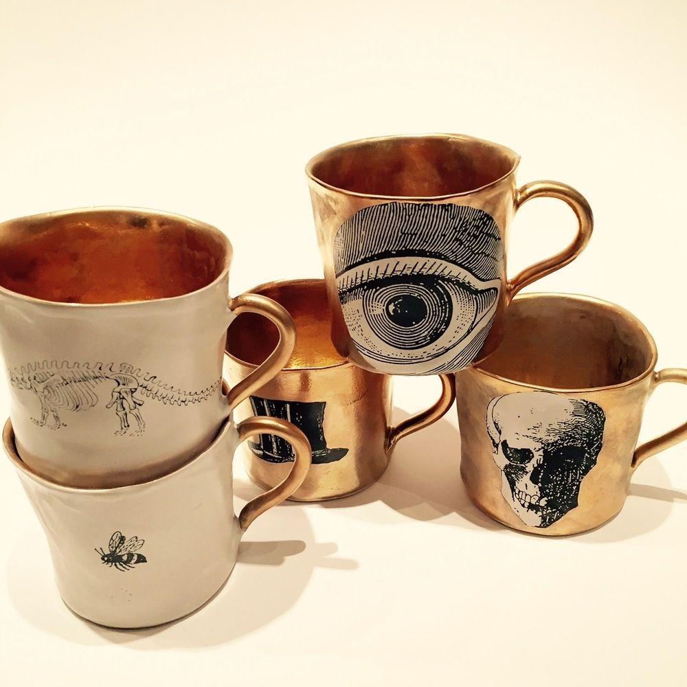 Image of Alice big coffee cup by Kuhn Keramik Big coffee