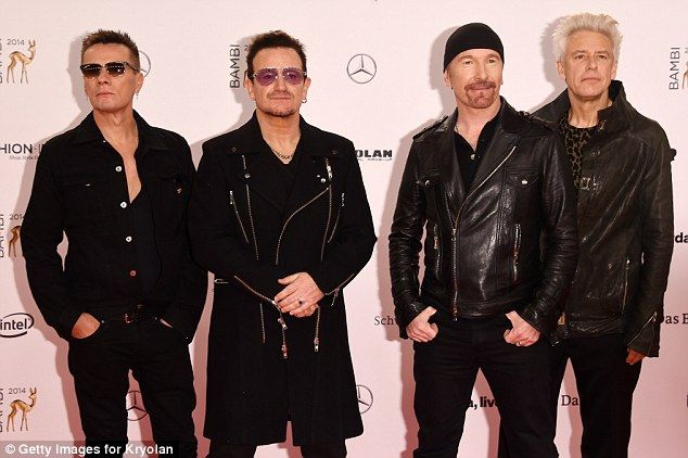 'It seems like we have come full circle from when The Joshua Tree songs were originally written':The band revealed they had decided to tour again because history was repeating itself