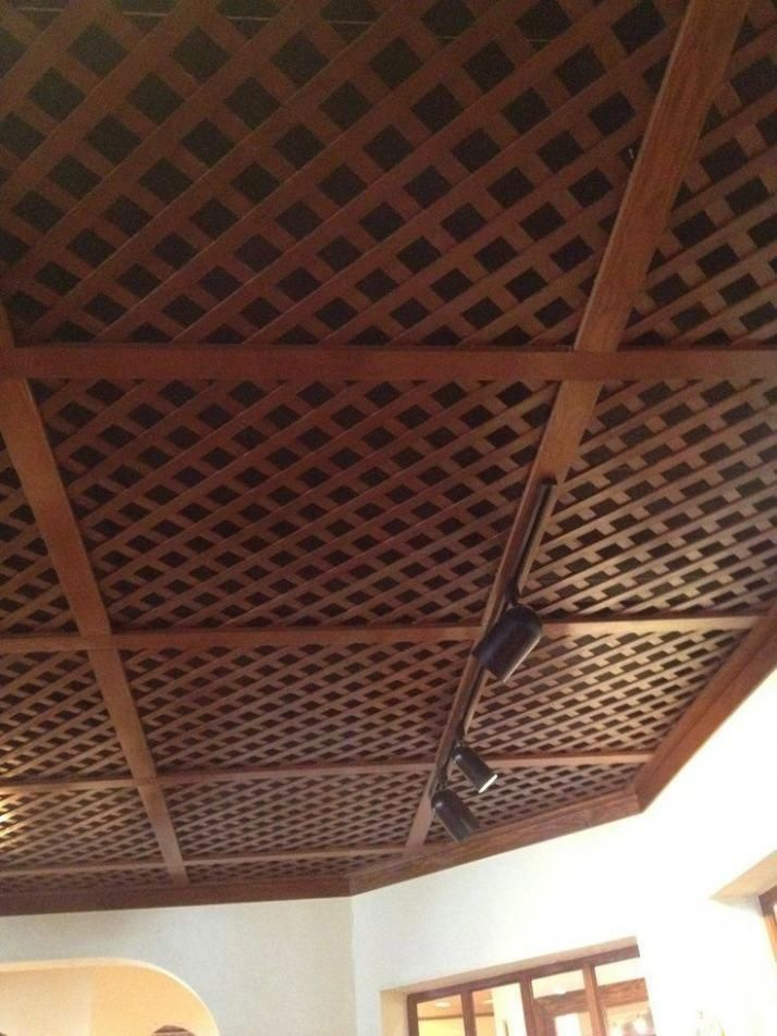 Basement ceiling ideas include paint, paneling, drop ceilings, and even fabric. HouseLogic has ideas, tips and costs for finishing your basement ceiling.