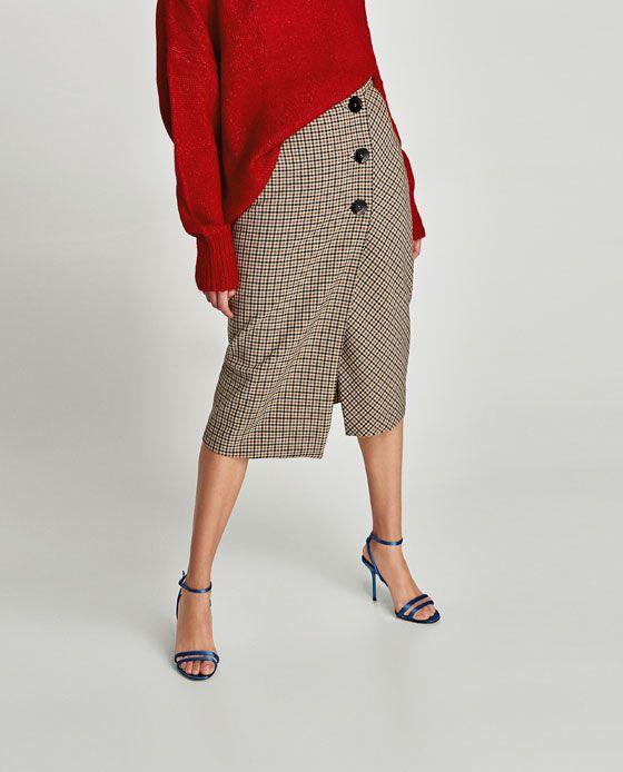 Adaptable Zara Pleated Skirt Size Medium Skirts