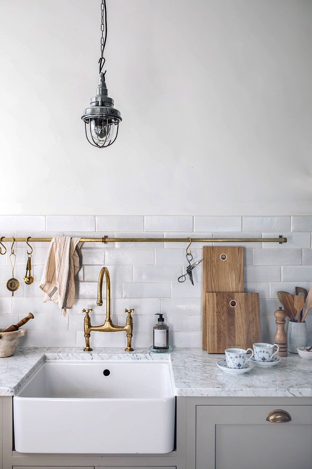 Our Food Stories Sublime Kitchen Sfgirlbybay Ikea Makeover Countryside Kitchen Kitchen Marble