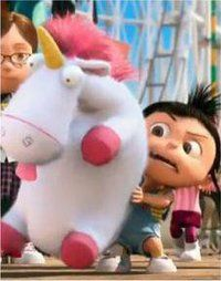 Agnes and unicorn