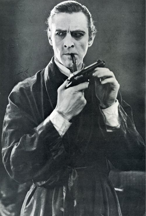 There Is Nothing So Important As Trifles Sherlock Sherlock Holmes John Barrymore