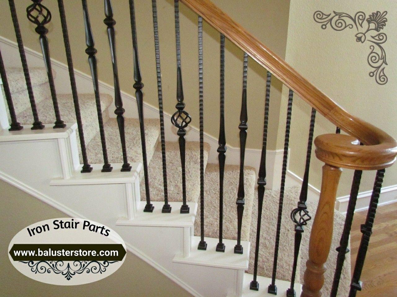 Merveilleux Cheap Iron Stair Parts