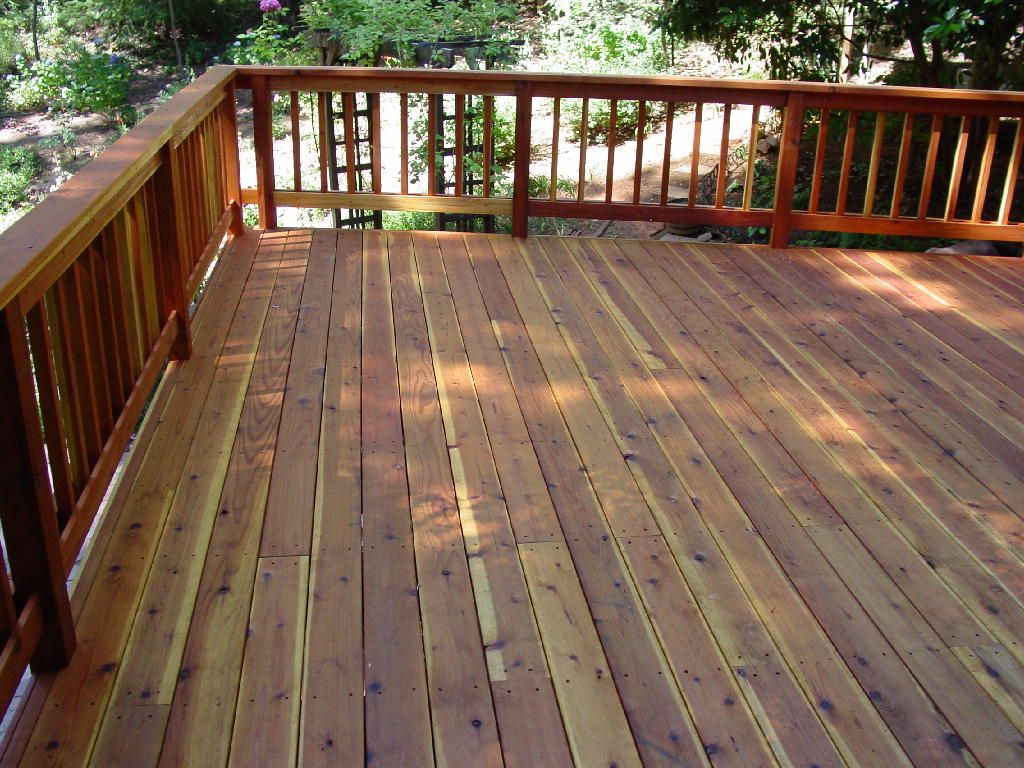 beautiful redwood deck posts deck deck stain colors. Black Bedroom Furniture Sets. Home Design Ideas