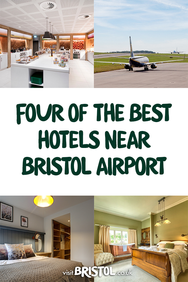 Four of the best hotels near Bristol Airport Bristol