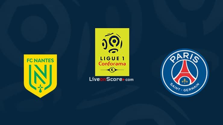 Nantes Vs Paris Sg Preview And Prediction Live Stream Ligue 1 2020 Allsportsnews Football Ligue1 Previewandpredictions Francel Nantes Paris Predictions