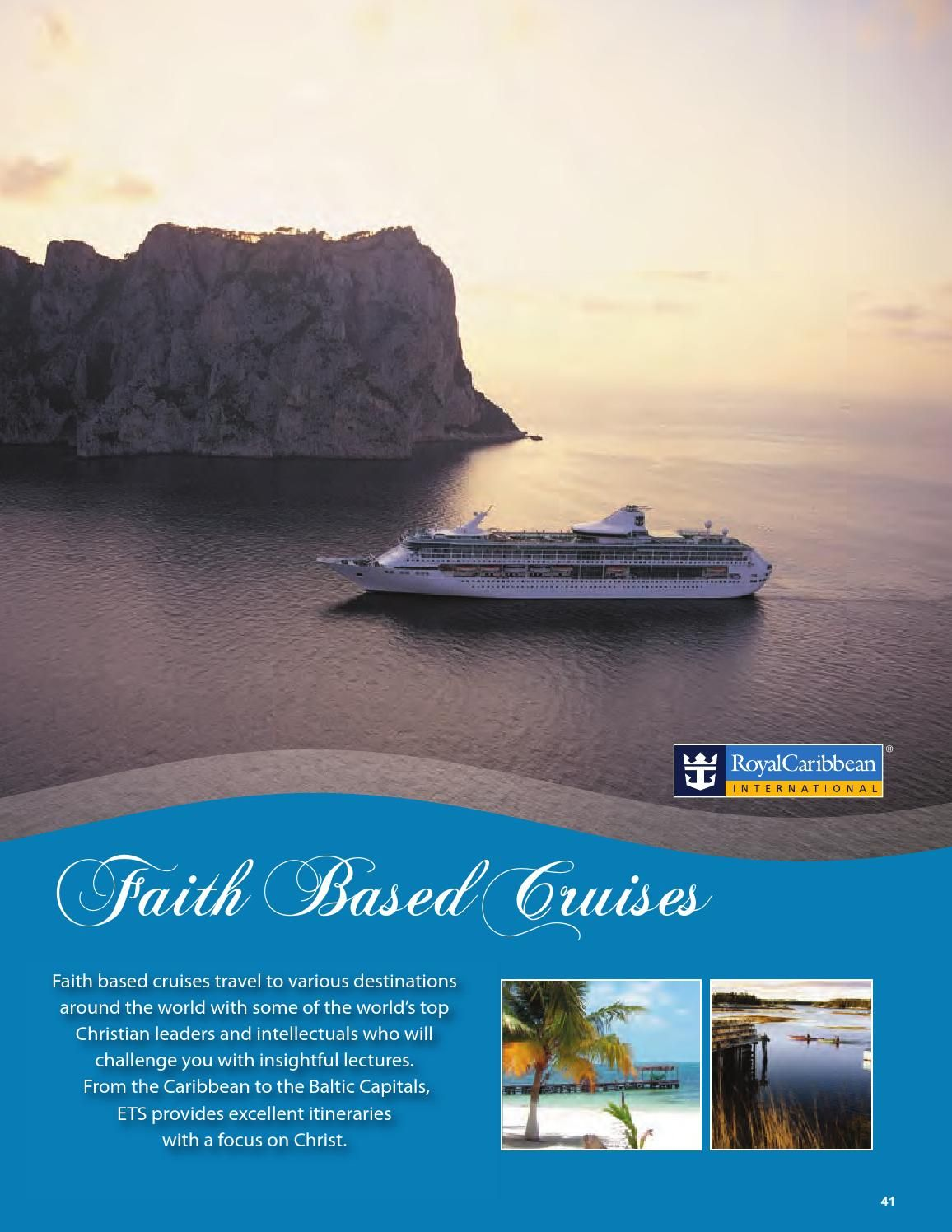 Faith Based Cruises Contact us for information
