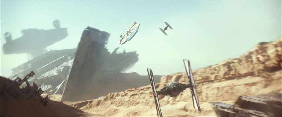 star wars 7 film screenshots - Google Search
