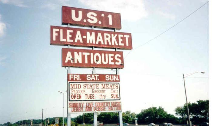 Route 1 flea market
