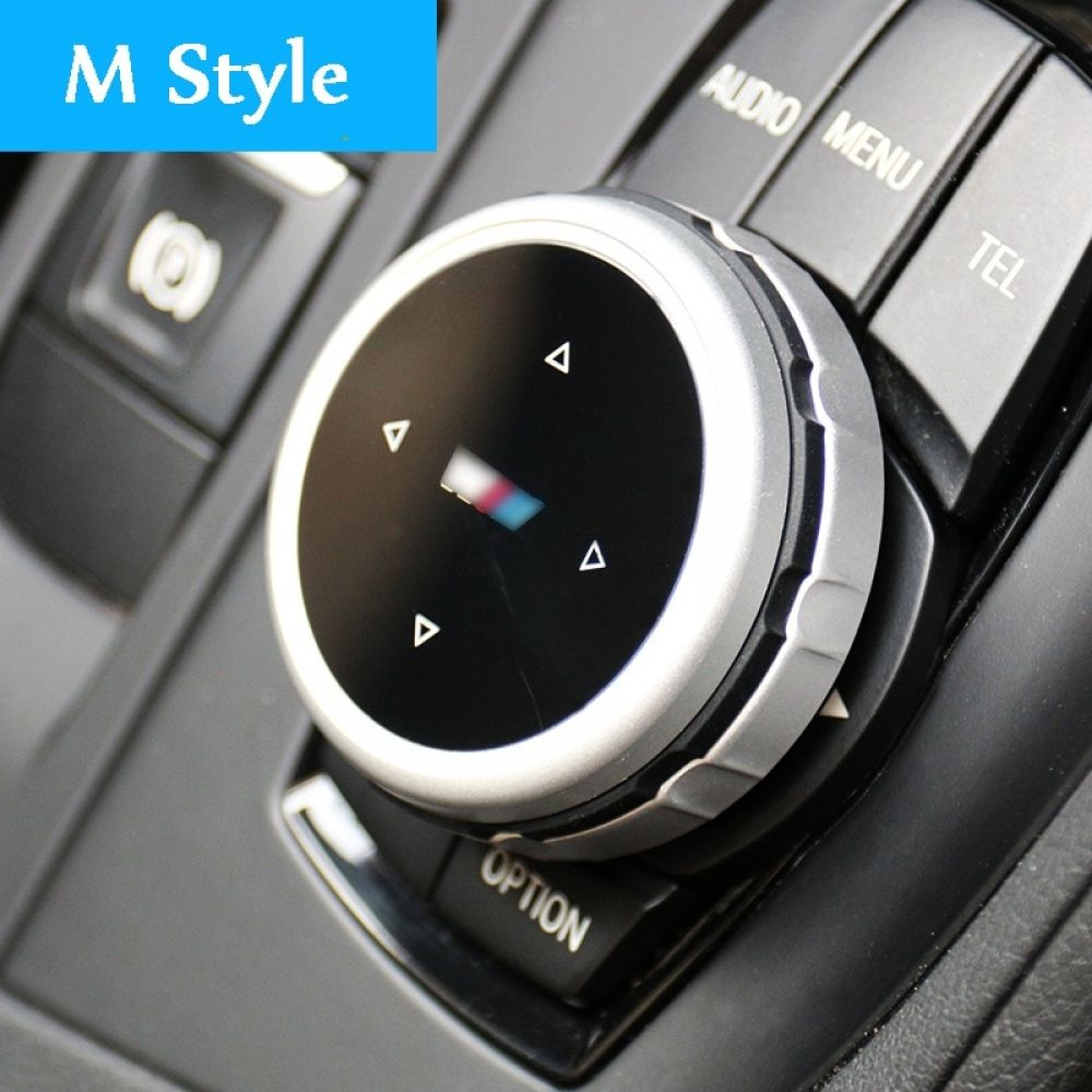 Introducing our lastest Original Car Multimedia Buttons Cover iDrive Stickers for BMW 1 2 3 5 7 Ser
