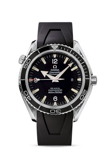 c259715543d The Omega Seamaster Planet Ocean watch worn by Daniel Craig as James Bond  in Casino Royale.