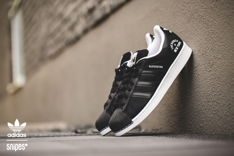 Zwei Ikonen, ein Schuh! Der adidas Superstar Beckenbauer