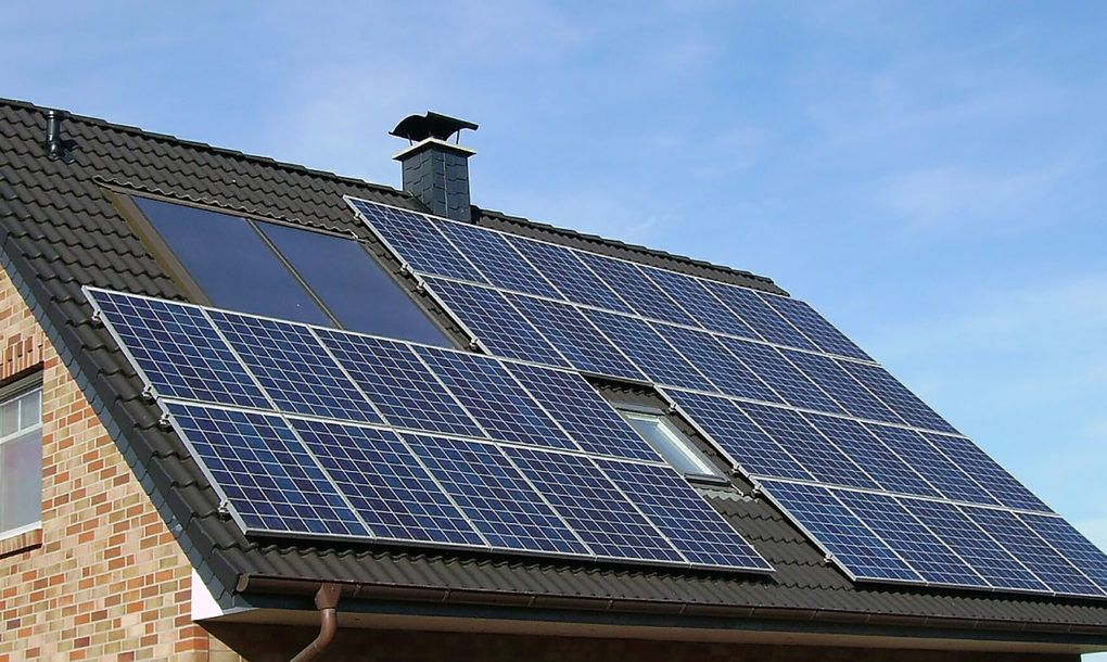 Solar Homes With Tesla S Powerwall 2 0 Are Already Cost Competitive With The Grid In Australia Solar Panels Solar Panels For Home Best Solar Panels
