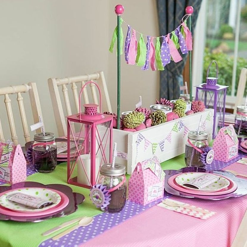 35 Ultimate DIY Table Ideas For A Birthday Party